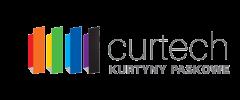 Kurtyny paskowe Logo