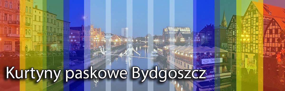 Kurtyny paskowe Bydgoszcz - przegrody wstęgowe Bydgoszcz