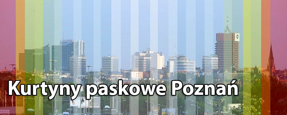 Przemysłowe kurtyny paskowe Poznań, Wielkopolska