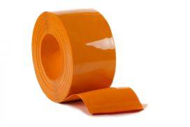 PAsy przezroczyste i nietransparentne z których produkuje się kolorowe kurtyny przemysłowe