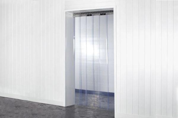 Pas PCV standard w kurtynie drzwiowej