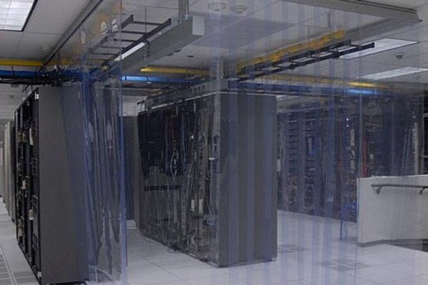 Kurtyny antystatyczne dla branży IT nie powodują wyładowań elektrostatycznych