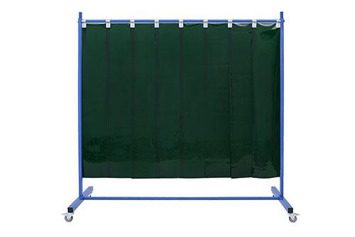 Ekrany spawalnicze z lamelami 300x2mm