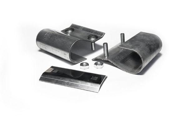 Mankiety calowe 33,7mm do montazu folii spawalniczej