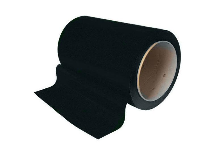 Matowy pas sapwalniczy w kolorze ciemnozielonym spełniający wymogi normy ISO 259880