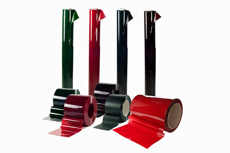 Folia spawalnicza PCV w arkuszach, rolkach i lamelach