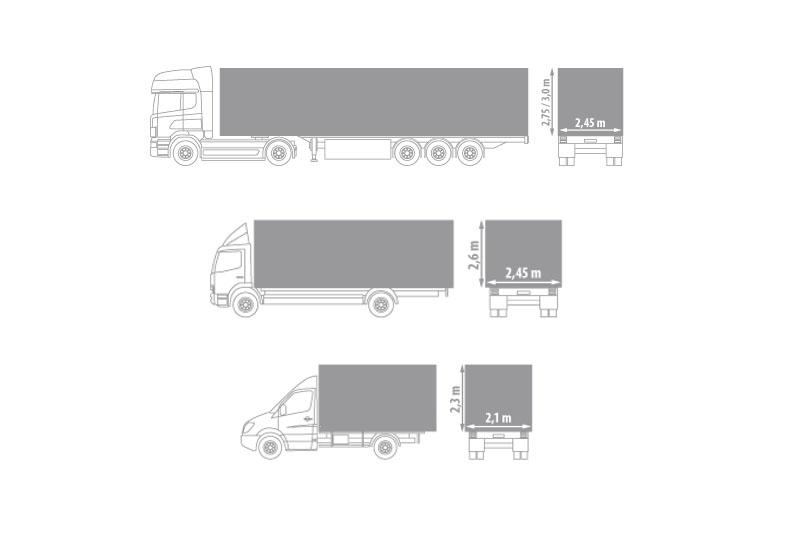 Kurtna do samochodów ciężarowych na wymiar