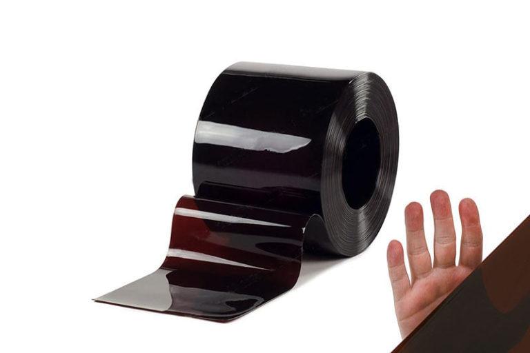 Brązowa lamela spawalnicza 300x2 w rolce 50m