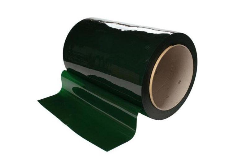 Zielony pas spawalniczy 570x1mm ISO 25980